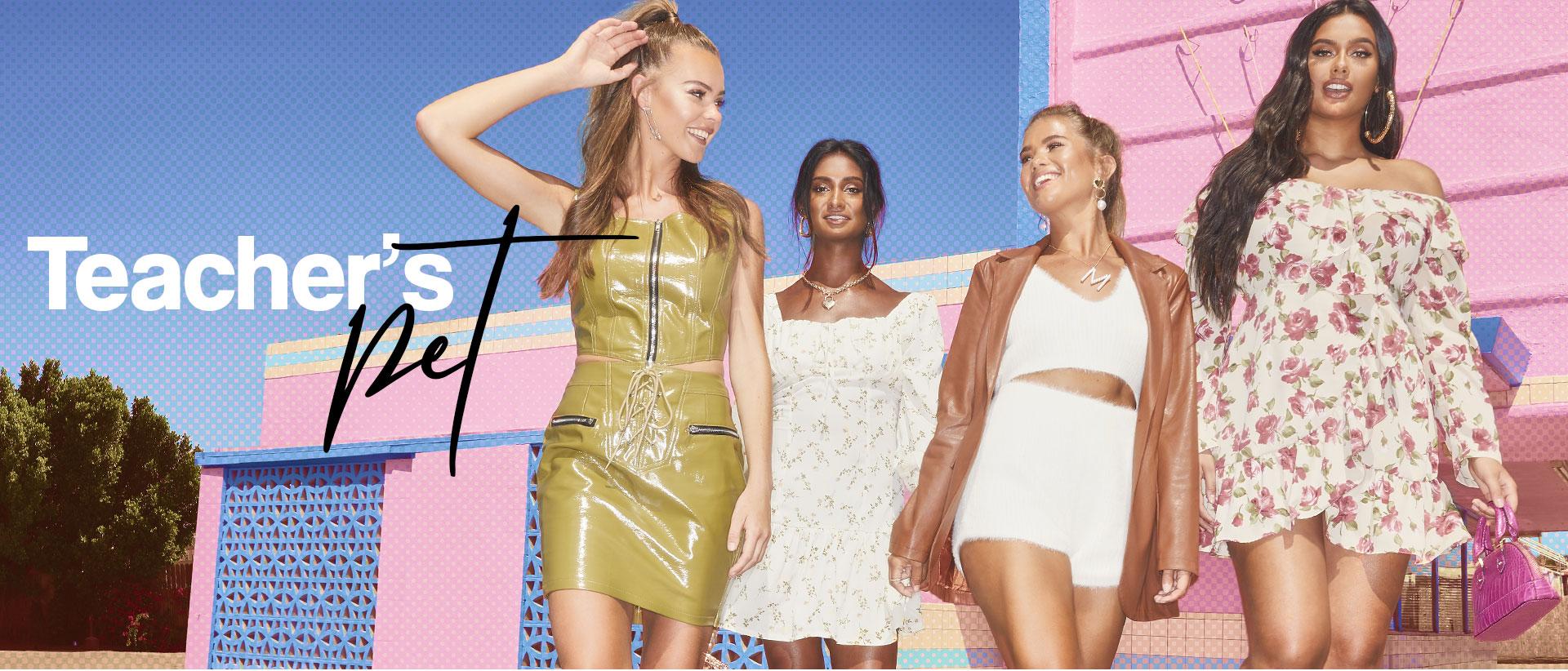 bb7587646d9 Clothes | Women's & Men's Clothing & Fashion | Online Shopping – boohoo