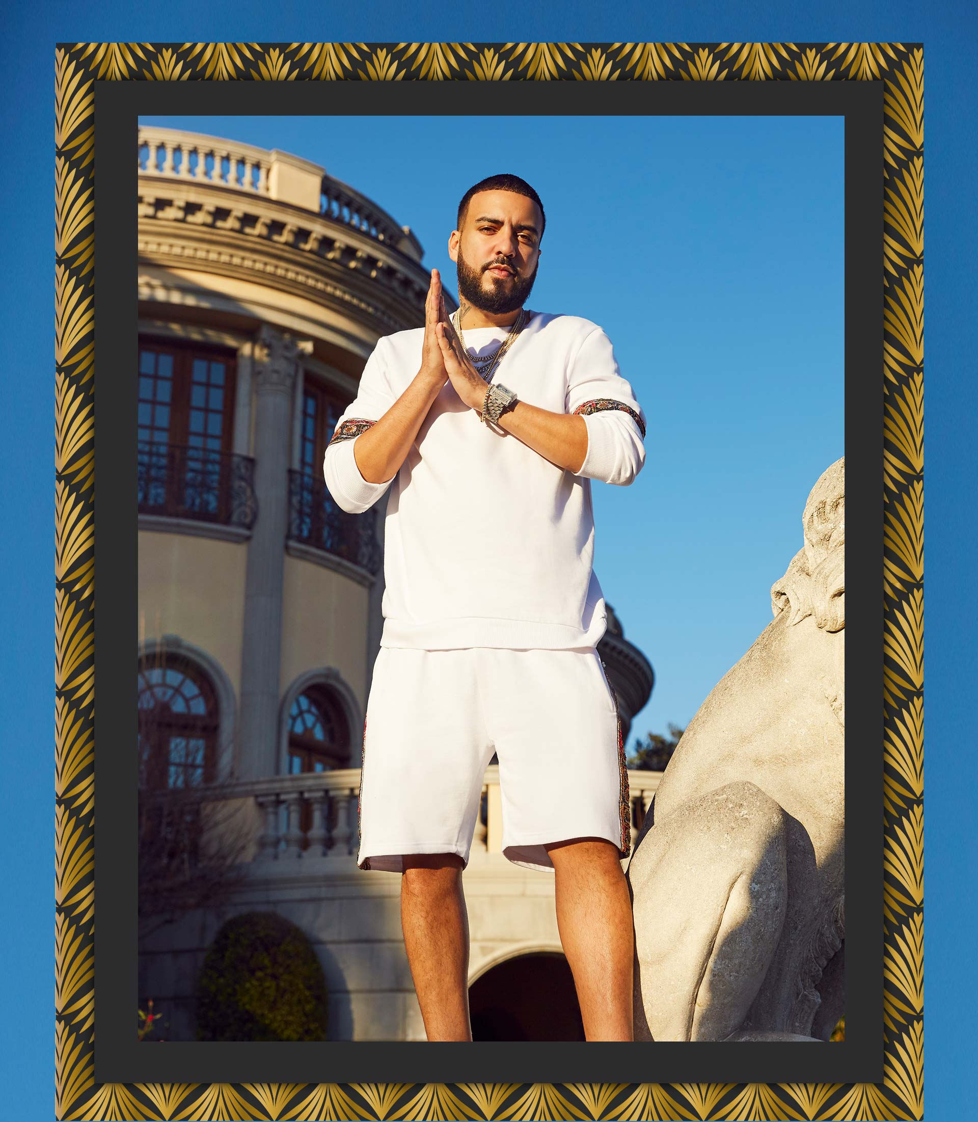 87bbfee37010a French Montana | Menswear Collection | boohoo
